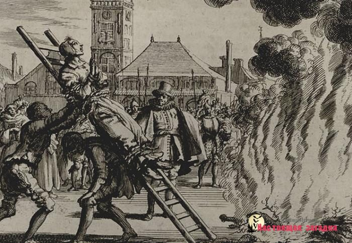 Ведьмы в Средневековье