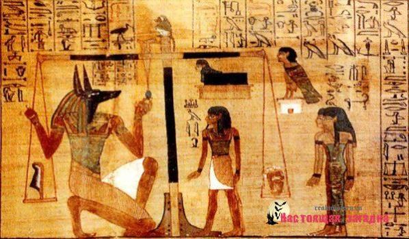 Странная тайна Книги мертвых Аменхотепа